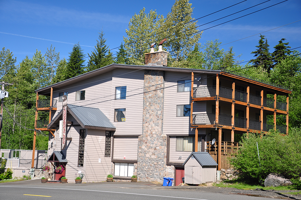 Thunderhead Lodge in 2013.